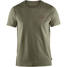 Fjällräven Forever Nature Badge T-Shirt Homme, green